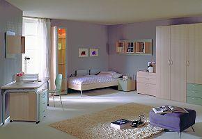 Kinder und jugendzimmer for Jugendzimmer colours